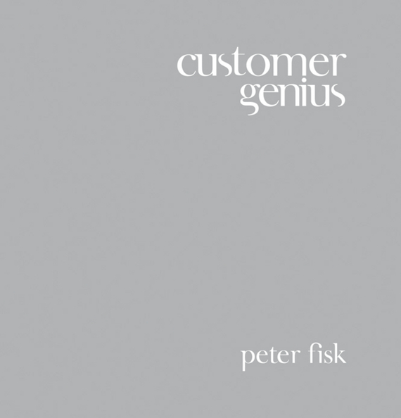 Peter Fisk Customer Genius ISBN: 9781906465568 the butterfly customer