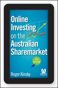 Roger  Kinsky - Online Investing on the Australian Sharemarket