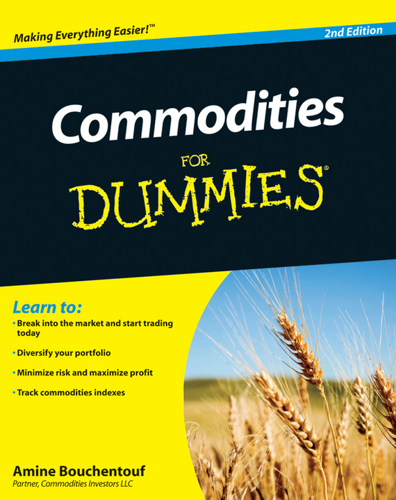 Amine Bouchentouf Commodities For Dummies ISBN: 9781118093320 christine benz morningstar guide to mutual funds five star strategies for success