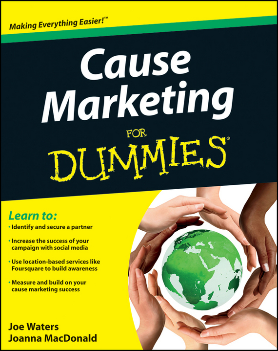 Joe  Waters Cause Marketing For Dummies blog
