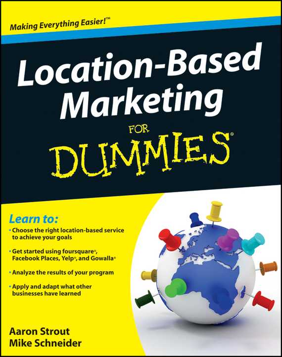 Mike Schneider Location Based Marketing For Dummies vision based robot navigation