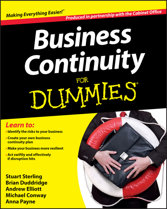 The Office Cabinet Business Continuity For Dummies business networking for dummies