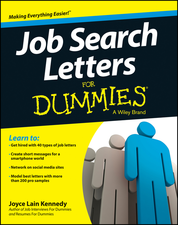 Joyce Lain Kennedy Job Search Letters For Dummies kavita bhatnagar amarjit singh and kalpana srivastava job satisfaction among medical teachers