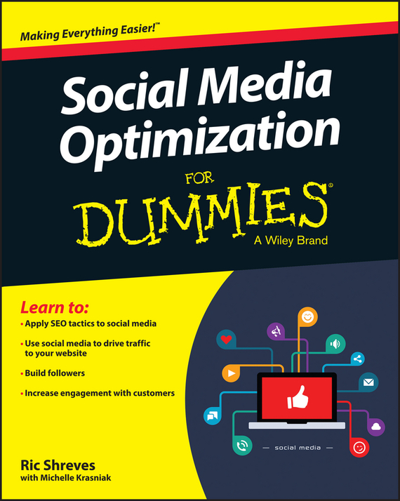Ric Shreves Social Media Optimization For Dummies luckett o casey m the social organism a radical undestanding of social media to trasform your business and life