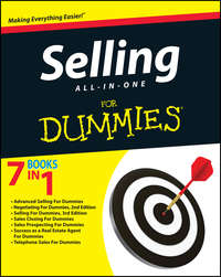 Consumer Dummies - Selling All-in-One For Dummies