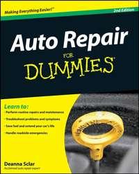Deanna  Sclar - Auto Repair For Dummies