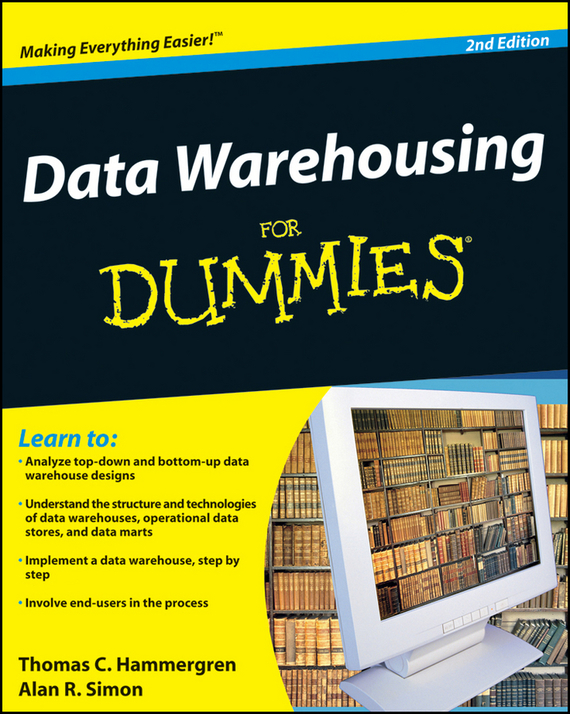 Thomas Hammergren C. Data Warehousing For Dummies secure data retrieval with token ensuring possession proof