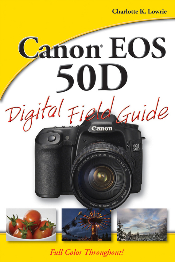 Charlotte Lowrie K. Canon EOS 50D Digital Field Guide cheryl rickman the digital business start up workbook the ultimate step by step guide to succeeding online from start up to exit