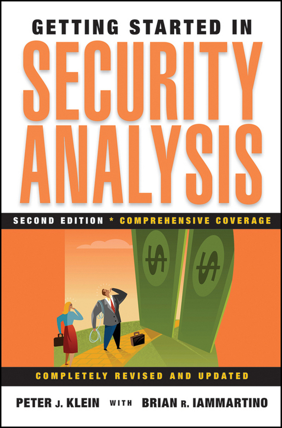 Peter Klein J. Getting Started in Security Analysis analysis for financial management