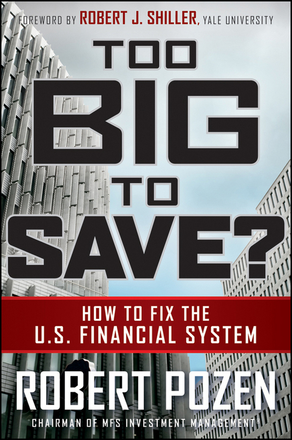 Robert  Pozen Too Big to Save? How to Fix the U.S. Financial System ripudaman singh bhupinder singh bhalla and amandeep kaur the hospitality industry