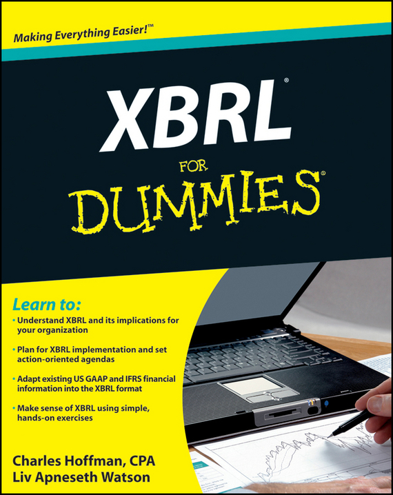 Charles  Hoffman XBRL For Dummies xbrl导论:可扩展商业报告语言