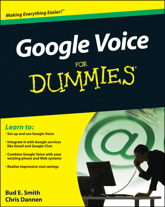 Chris Dannen Google Voice For Dummies