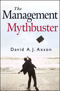 David Axson A.J. - The Management Mythbuster