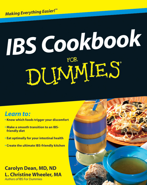 Carolyn  Dean IBS Cookbook For Dummies james mason asperger s syndrome for dummies