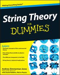 Daniel Robbins - String Theory For Dummies