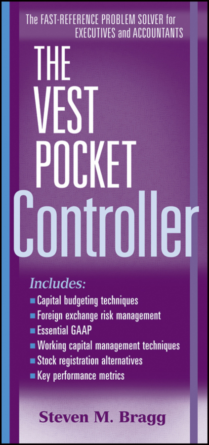 Steven Bragg M. The Vest Pocket Controller steven  johnson the it professional s