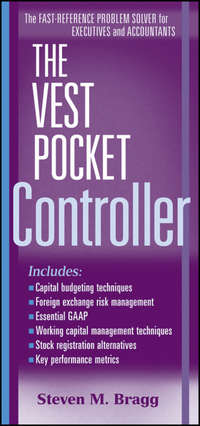 Steven Bragg M. - The Vest Pocket Controller