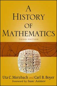 Carl Boyer B. - A History of Mathematics
