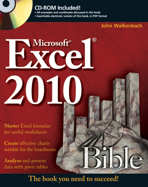 John  Walkenbach Excel 2010 Bible