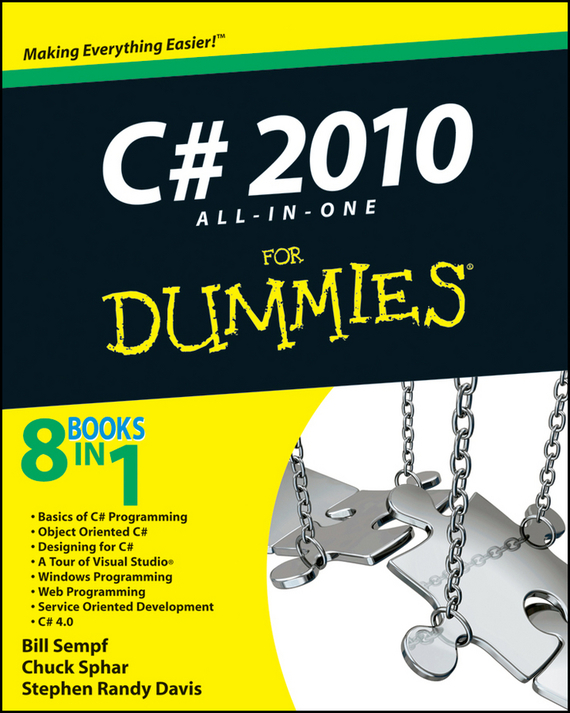 Bill Sempf C# 2010 All-in-One For Dummies bruce clay search engine optimization all in one for dummies