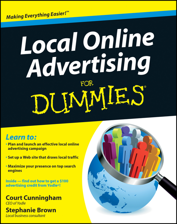 Court  Cunningham Local Online Advertising For Dummies redston chris cunningham gillie face2face 2ed starter sb dv online wb pk