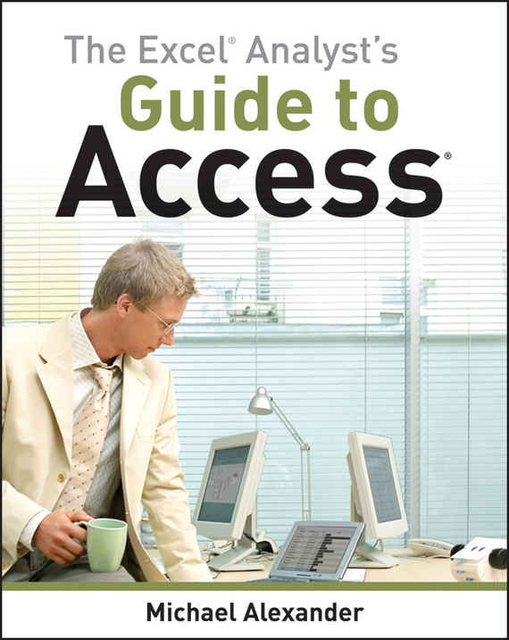 Michael Alexander The Excel Analyst's Guide to Access admin manage access