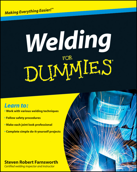 Steven Farnsworth Robert Welding For Dummies best sellers free post welding machine helmet shading welding mask welder cap for welding equipment chrome polished