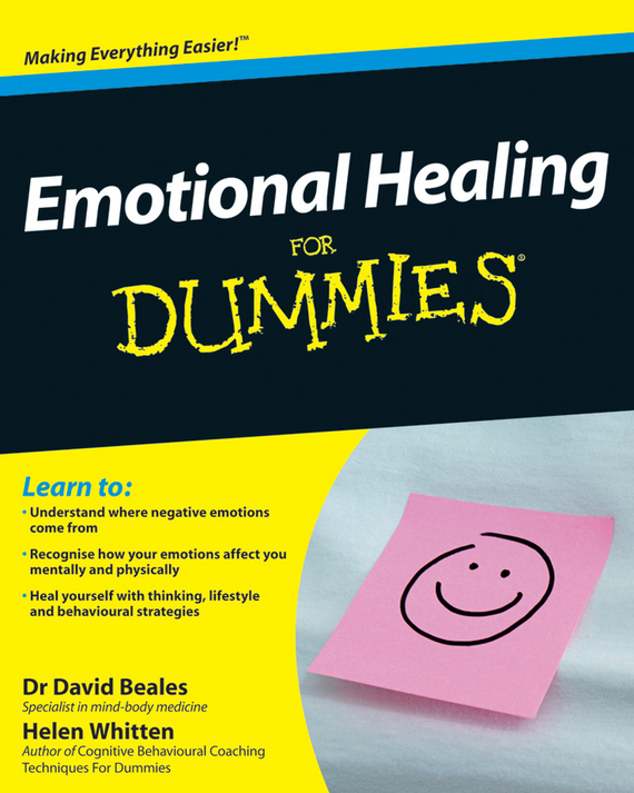 David Beales Emotional Healing For Dummies 10pcs lot sen013dg original