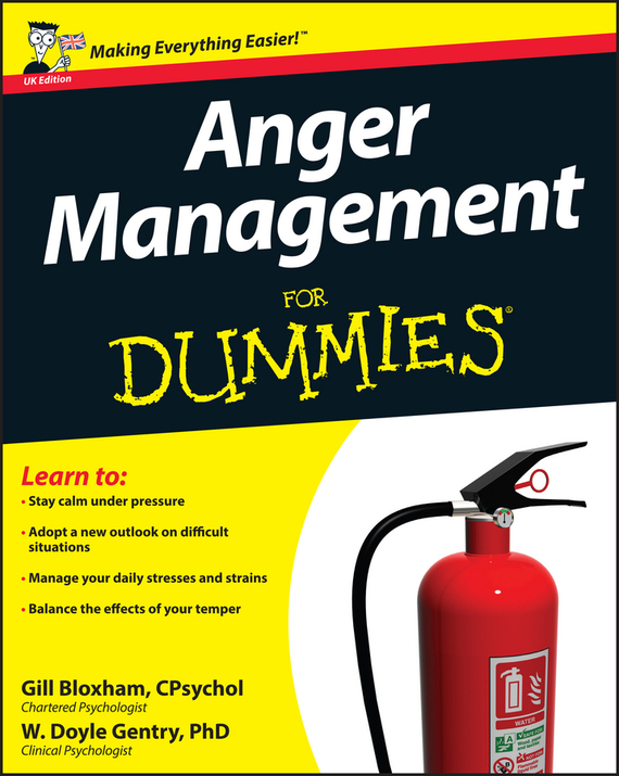 Gillian  Bloxham Anger Management For Dummies tony levene investing for dummies uk