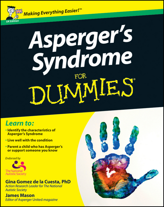 James Mason Asperger's Syndrome For Dummies цены