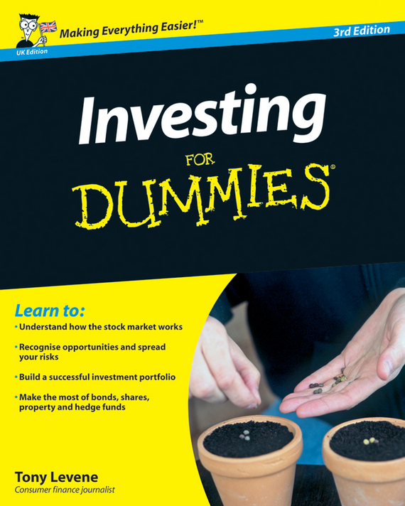 Tony  Levene Investing for Dummies tony levene investing for dummies uk