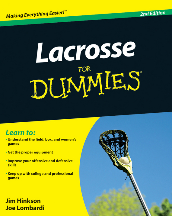 James Hinkson Lacrosse For Dummies information management in diplomatic missions