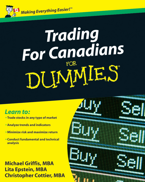 Lita  Epstein Trading For Canadians For Dummies tony martin personal finance for canadians for dummies