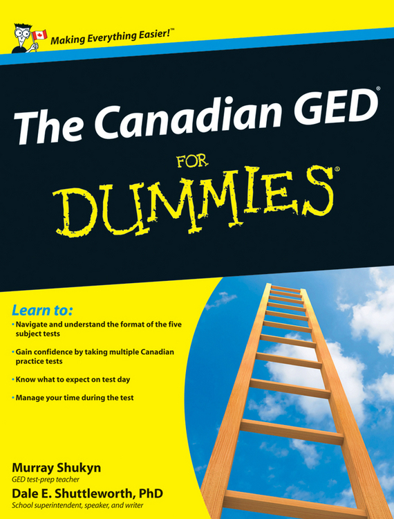 Murray  Shukyn The Canadian GED For Dummies the salmon who dared to leap higher