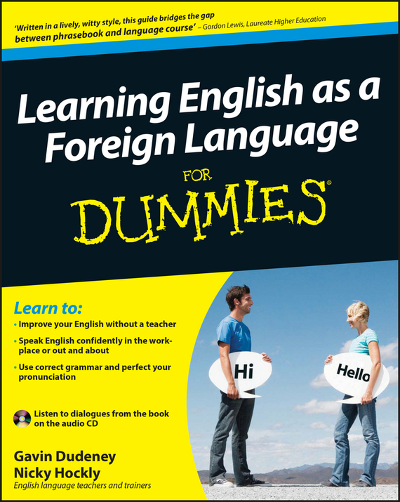 Gavin Dudeney Learning English as a Foreign Language For Dummies mastering english prepositions