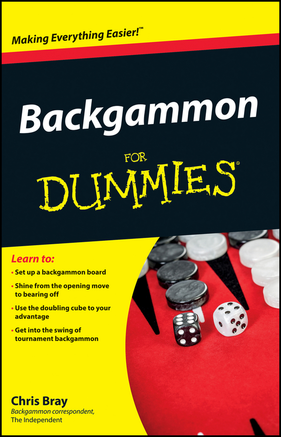 Chris  Bray Backgammon For Dummies tony levene investing for dummies uk