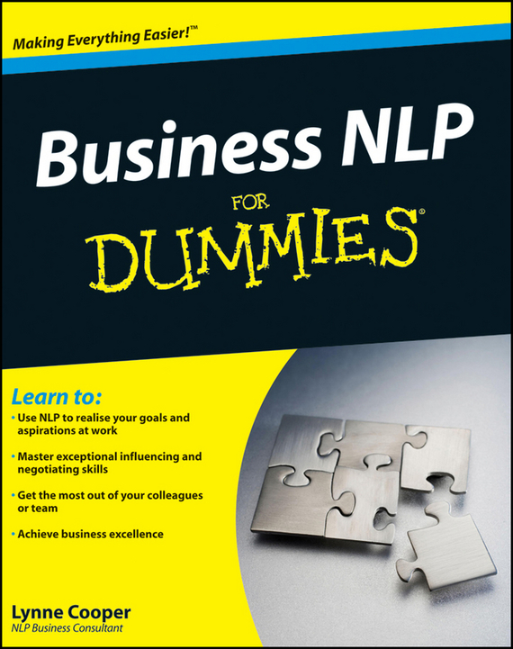 Lynne  Cooper Business NLP For Dummies 50 ways to improve your business english without too much effort