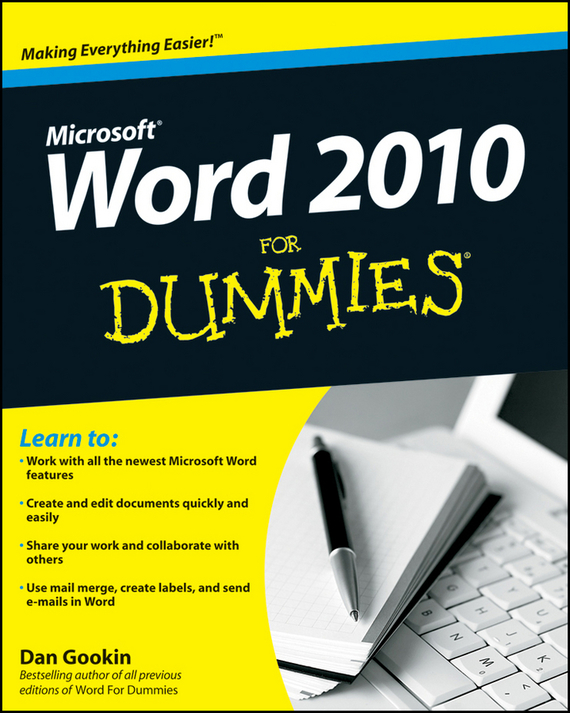 Dan Gookin Word 2010 For Dummies the imactm for dummies®