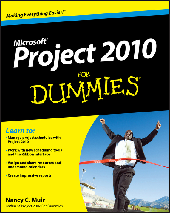 Nancy Muir C. Project 2010 For Dummies analysis for financial management