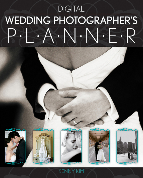 Kenny Kim Digital Wedding Photographer's Planner