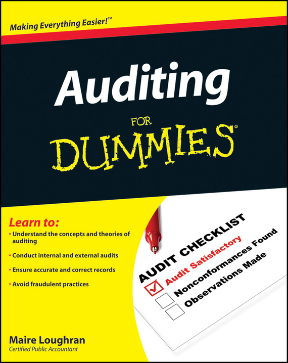 Maire Loughran Auditing For Dummies how to be a young writer
