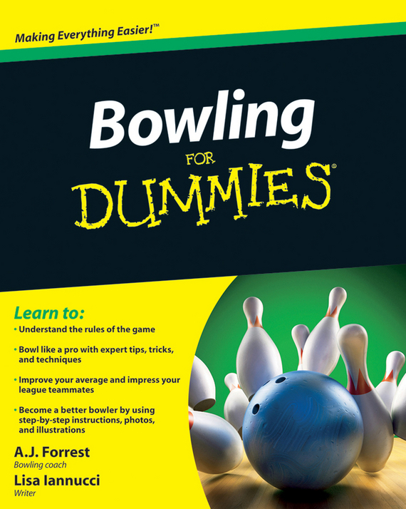 A.J.  Forrest Bowling For Dummies a game for all the family