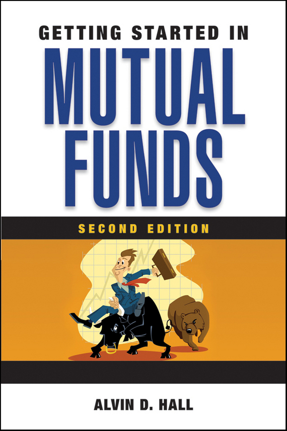 Alvin Hall D. Getting Started in Mutual Funds good shop 188g