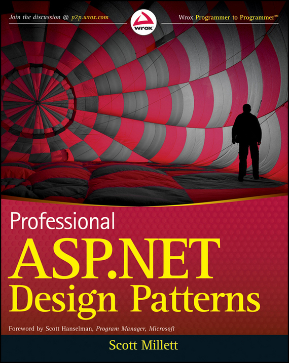 Scott Millett Professional ASP.NET Design Patterns composite structures design safety and innovation