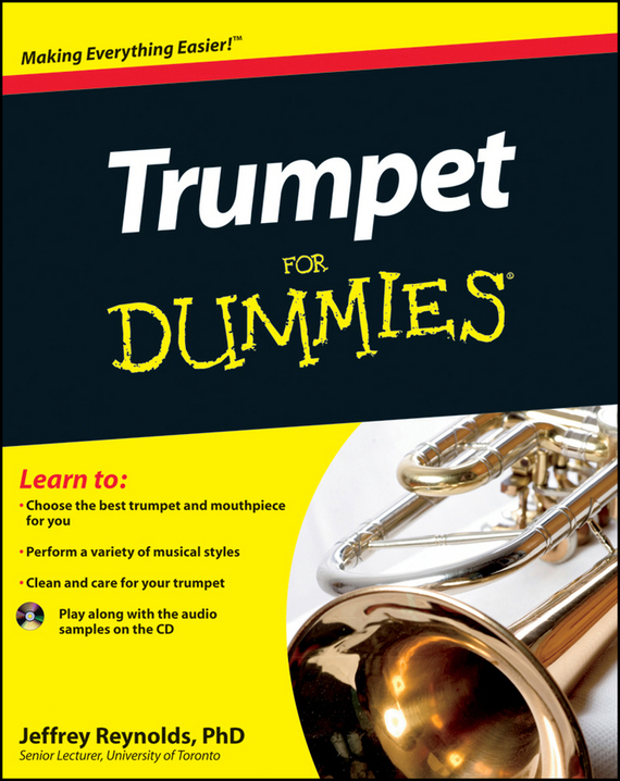 Jeffrey  Reynolds Trumpet For Dummies good guide to dog friendly pubs hotels and b