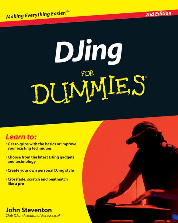 John  Steventon DJing For Dummies how to plan a wedding for a royal spy