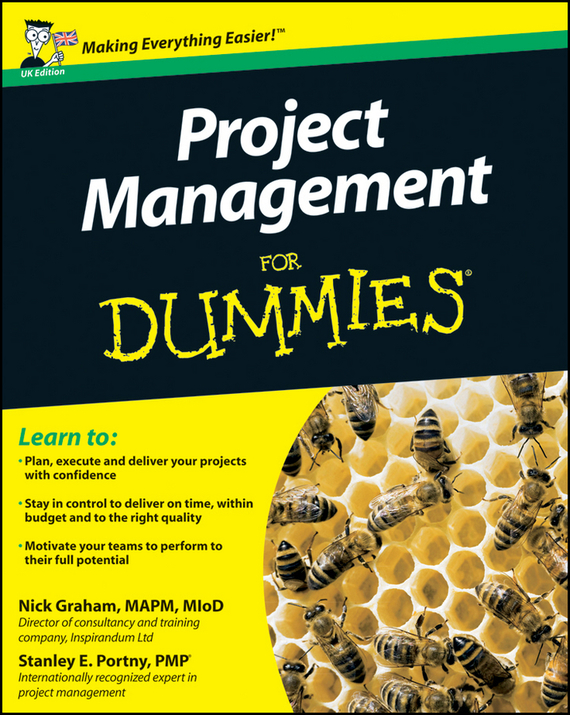 Nick  Graham Project Management For Dummies how to do a research project