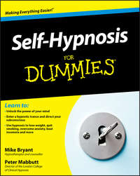 Mike  Bryant - Self-Hypnosis For Dummies