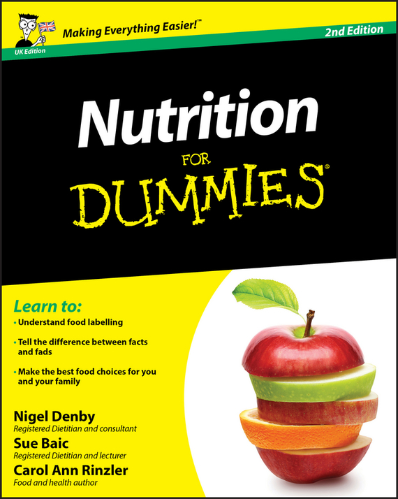 Nigel Denby Nutrition For Dummies what did you eat yesterday volume 3