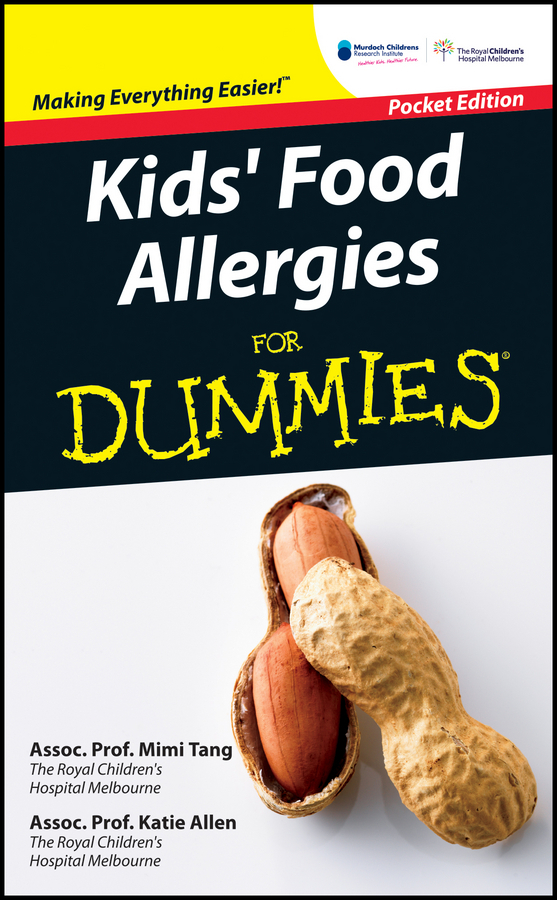 Mimi Tang Kid's Food Allergies For Dummies